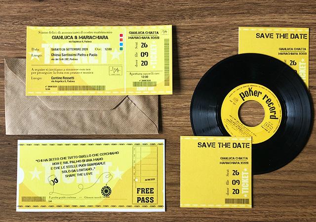Partecipazione Ticket Concert Buttercup