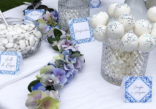 Segna Gusto Confettata Mediterranian Blue